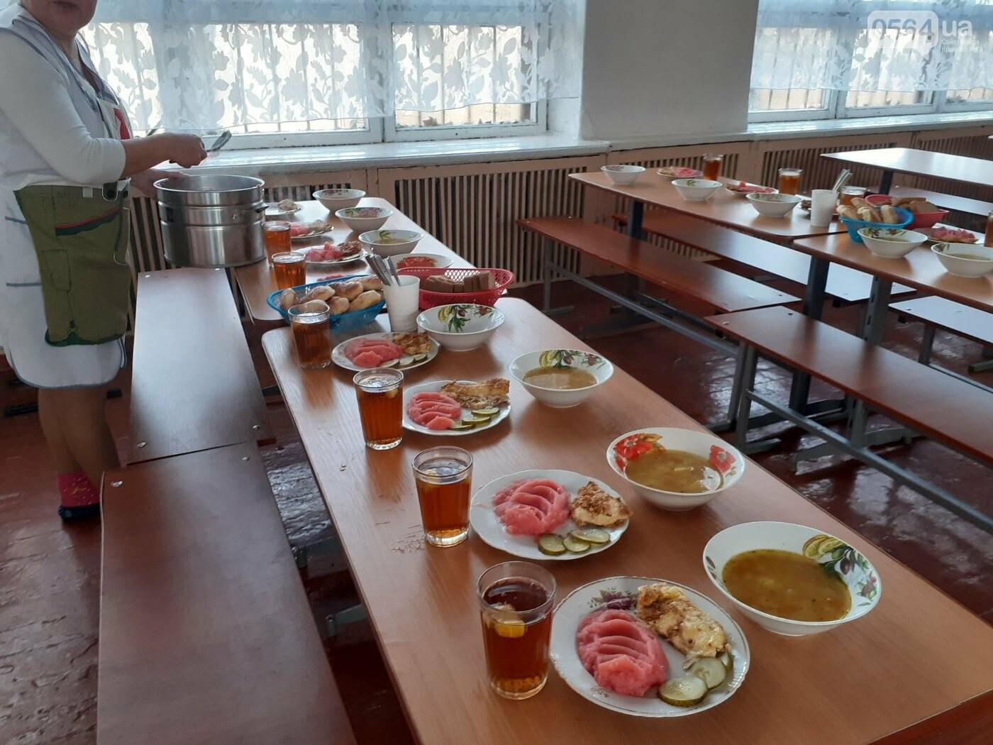 В криворожской школе №78 детей начали кормить блюдами из меню Клопотенко, - ФОТО , фото-4