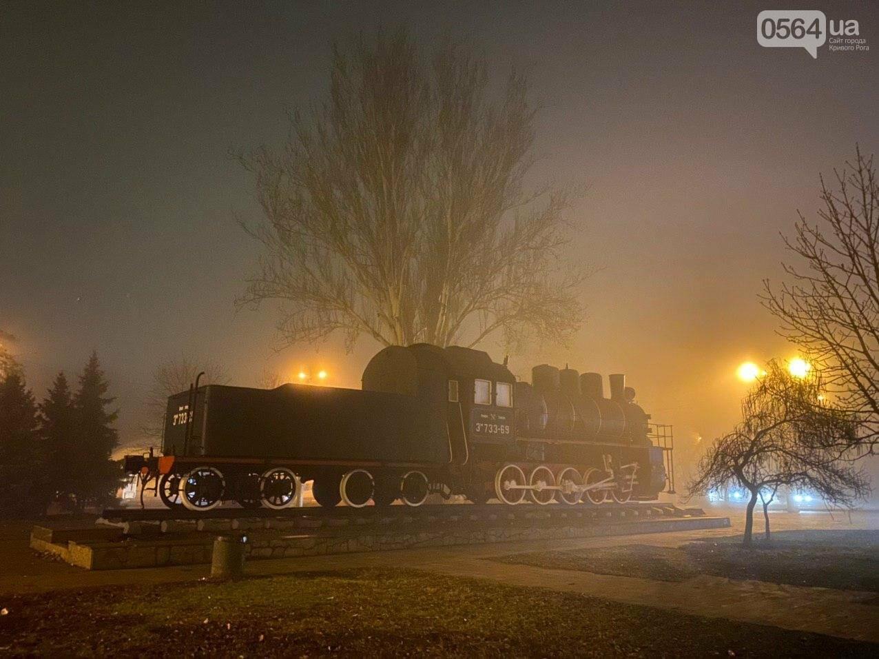 Спешили к поезду? На Привокзальной площади в Кривом Роге столкнулись две легковушки, - ФОТО, фото-9