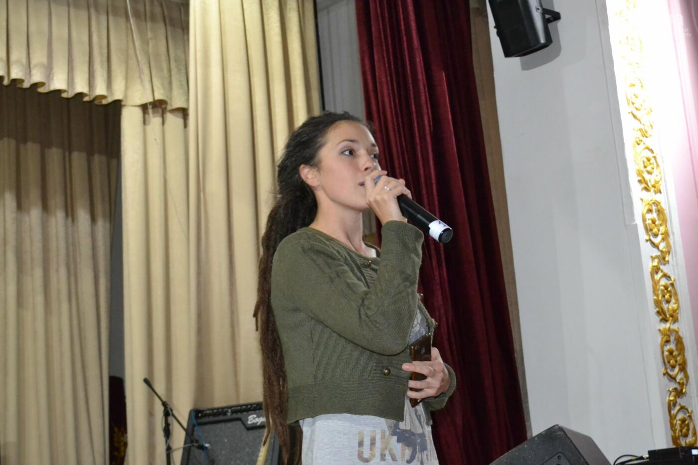 """""""Ти можеш все!"""": криворізькі музиканти, журналісти і активісти зустрілися з сільською молоддю, - ФОТО, ВІДЕО, фото-16"""