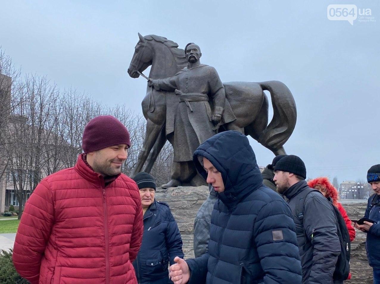 Криворожане записали видеообращение к земляку-президенту и рассказали, как ему убивают рейтинги в городе, - ФОТО, ВИДЕО , фото-2