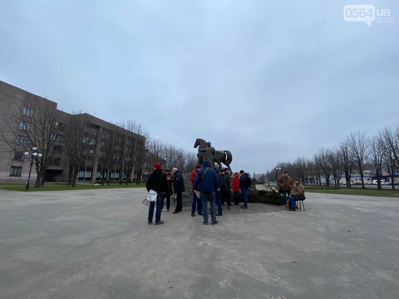 Криворожане записали видеообращение к земляку-президенту и рассказали, как ему убивают рейтинги в городе, - ФОТО, ВИДЕО , фото-6