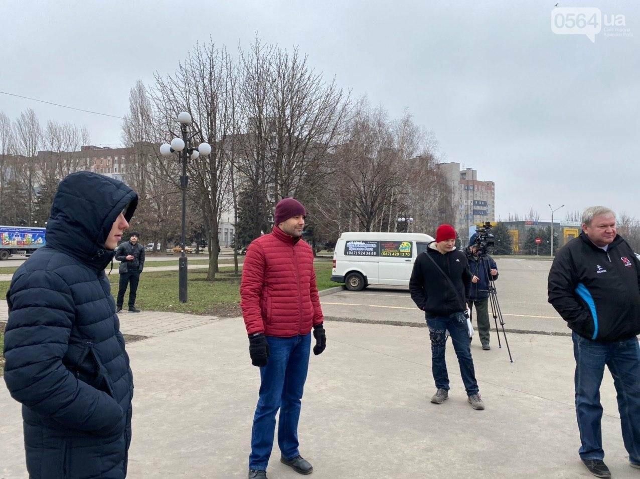 Криворожане записали видеообращение к земляку-президенту и рассказали, как ему убивают рейтинги в городе, - ФОТО, ВИДЕО , фото-13