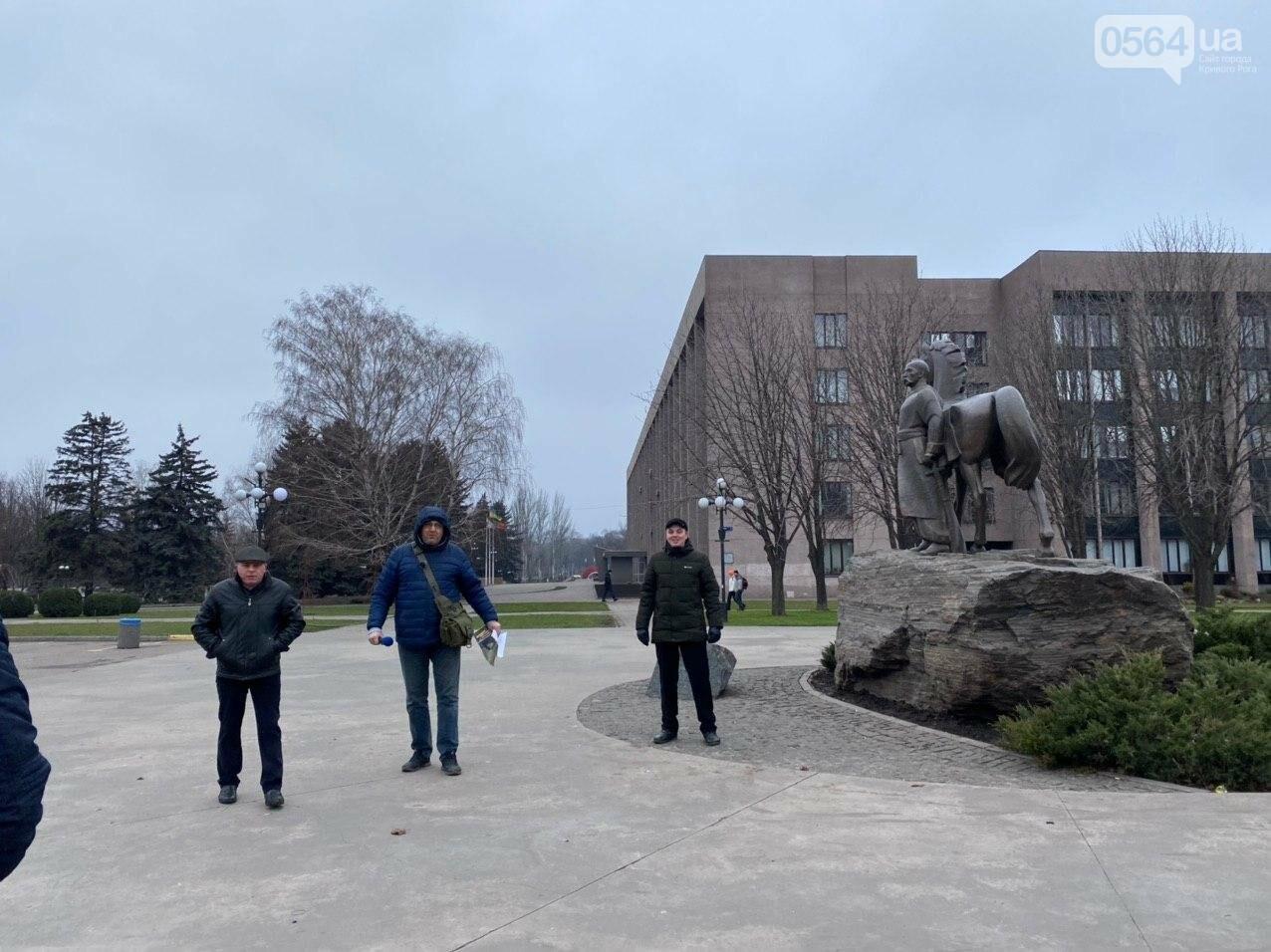 Криворожане записали видеообращение к земляку-президенту и рассказали, как ему убивают рейтинги в городе, - ФОТО, ВИДЕО , фото-14