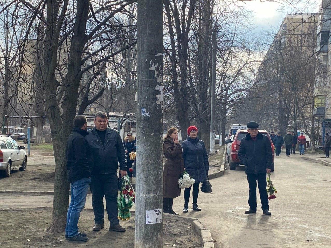 Кривой Рог прощается с патриотом - волонтером Андреем Садыло, - ФОТО, ВИДЕО, фото-14