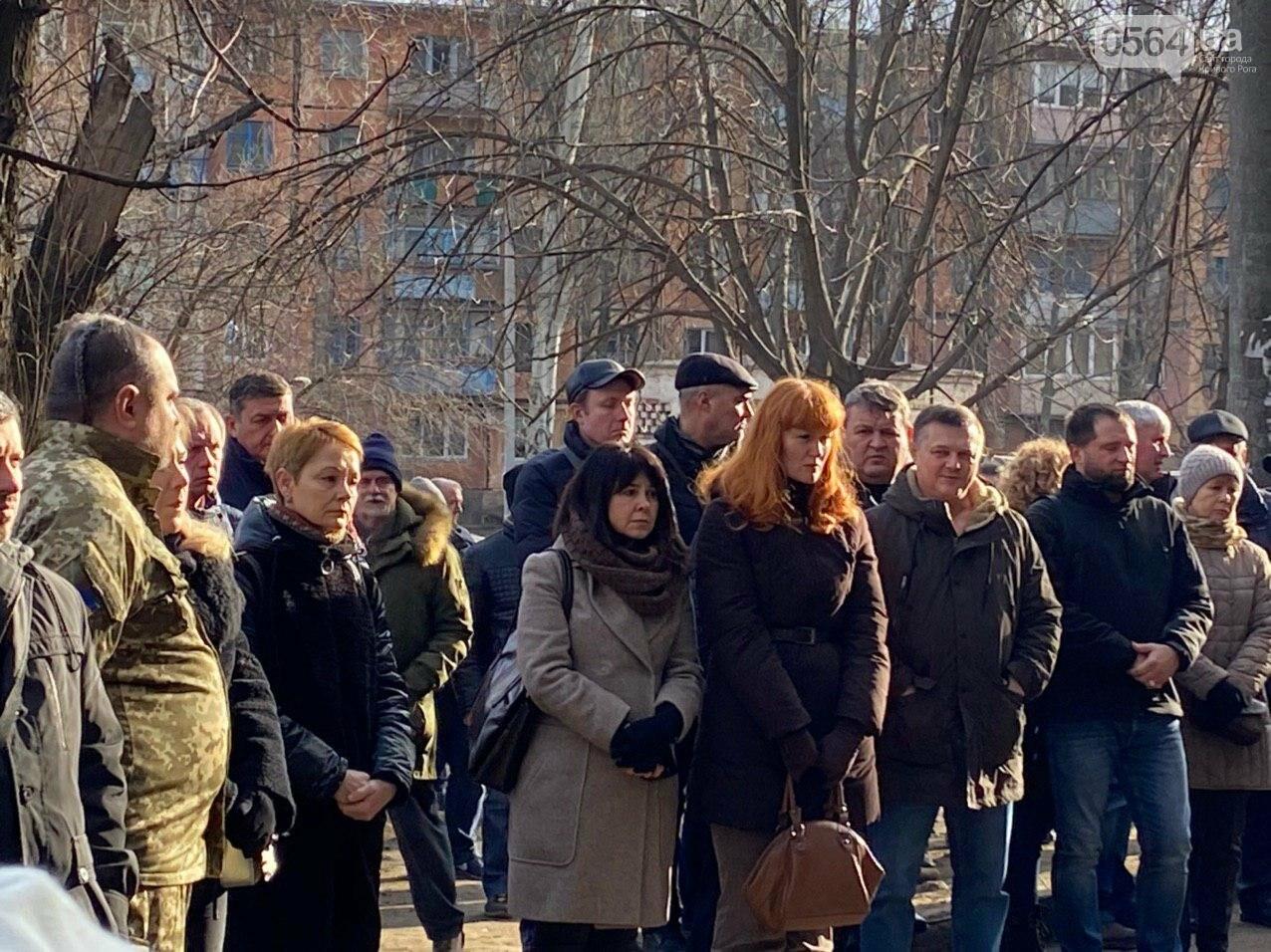 Кривой Рог прощается с патриотом - волонтером Андреем Садыло, - ФОТО, ВИДЕО, фото-20