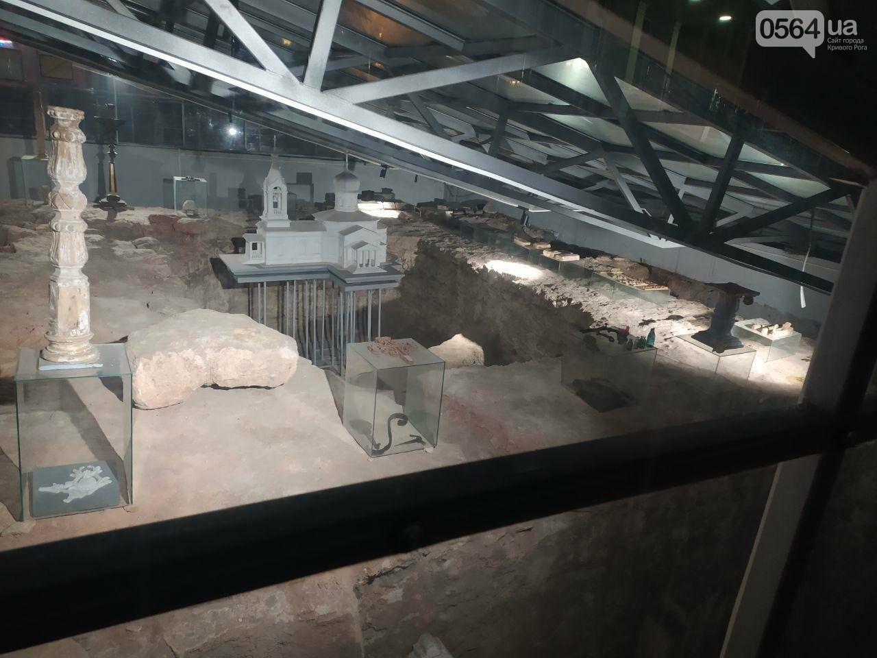 Информация о краже из музейной экспозиции в Кривом Роге в полицию не поступала. Правоохранители начали проверку, - ФОТО, фото-1