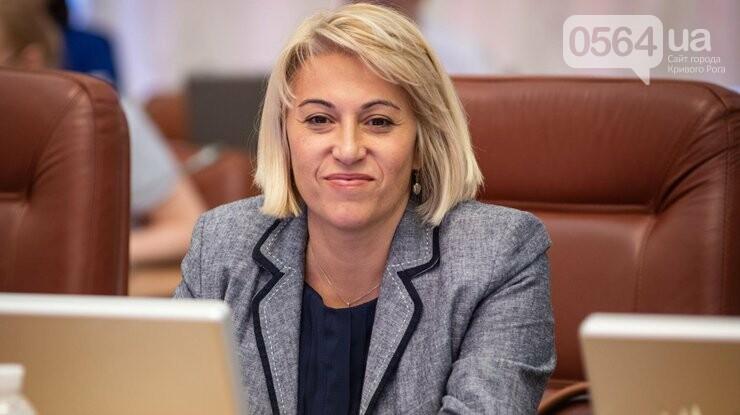 В СМИ появилась информация о скорой отставке экс-криворожанки с должности министра, фото-1
