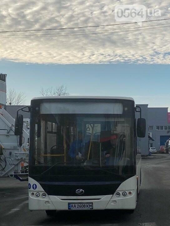 """В Кривом Роге перед закупкой планируют протестировать на городском маршруте автобус """"ZAZ"""", - ФОТО , фото-3"""
