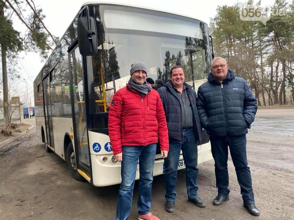 """В Кривом Роге перед закупкой планируют протестировать на городском маршруте автобус """"ZAZ"""", - ФОТО , фото-2"""