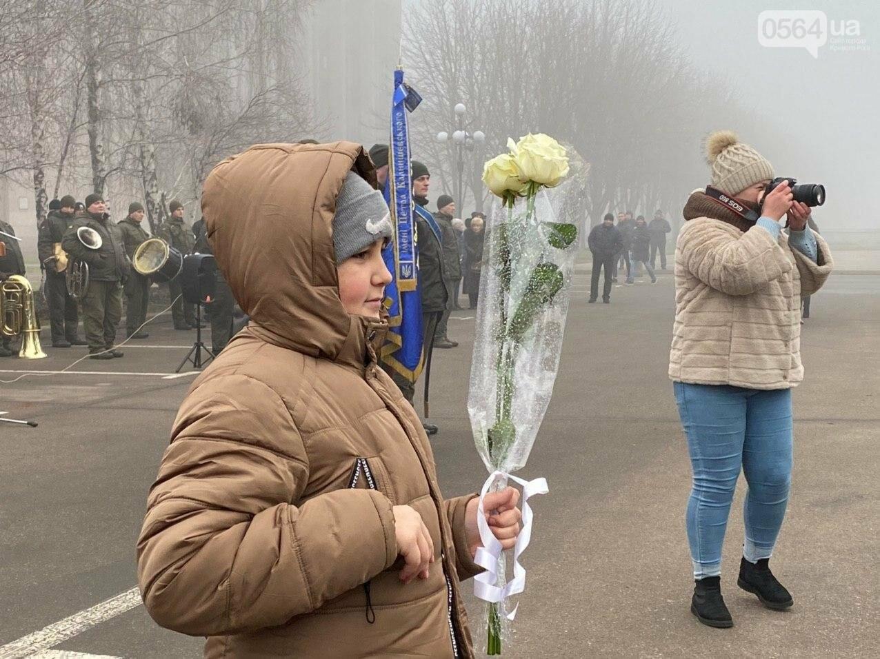 В Кривом Роге на верность украинскому народу присягнули 43 нацгвардейца, - ФОТО, ВИДЕО , фото-51
