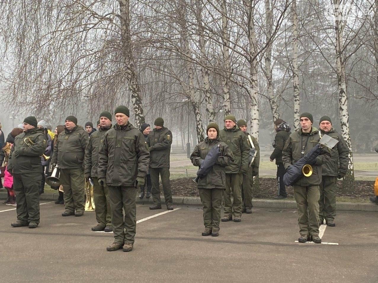 В Кривом Роге на верность украинскому народу присягнули 43 нацгвардейца, - ФОТО, ВИДЕО , фото-5