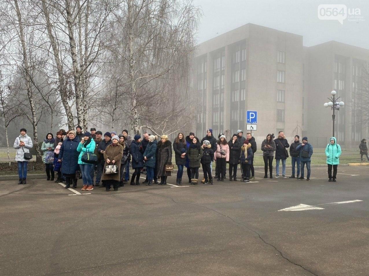 В Кривом Роге на верность украинскому народу присягнули 43 нацгвардейца, - ФОТО, ВИДЕО , фото-7