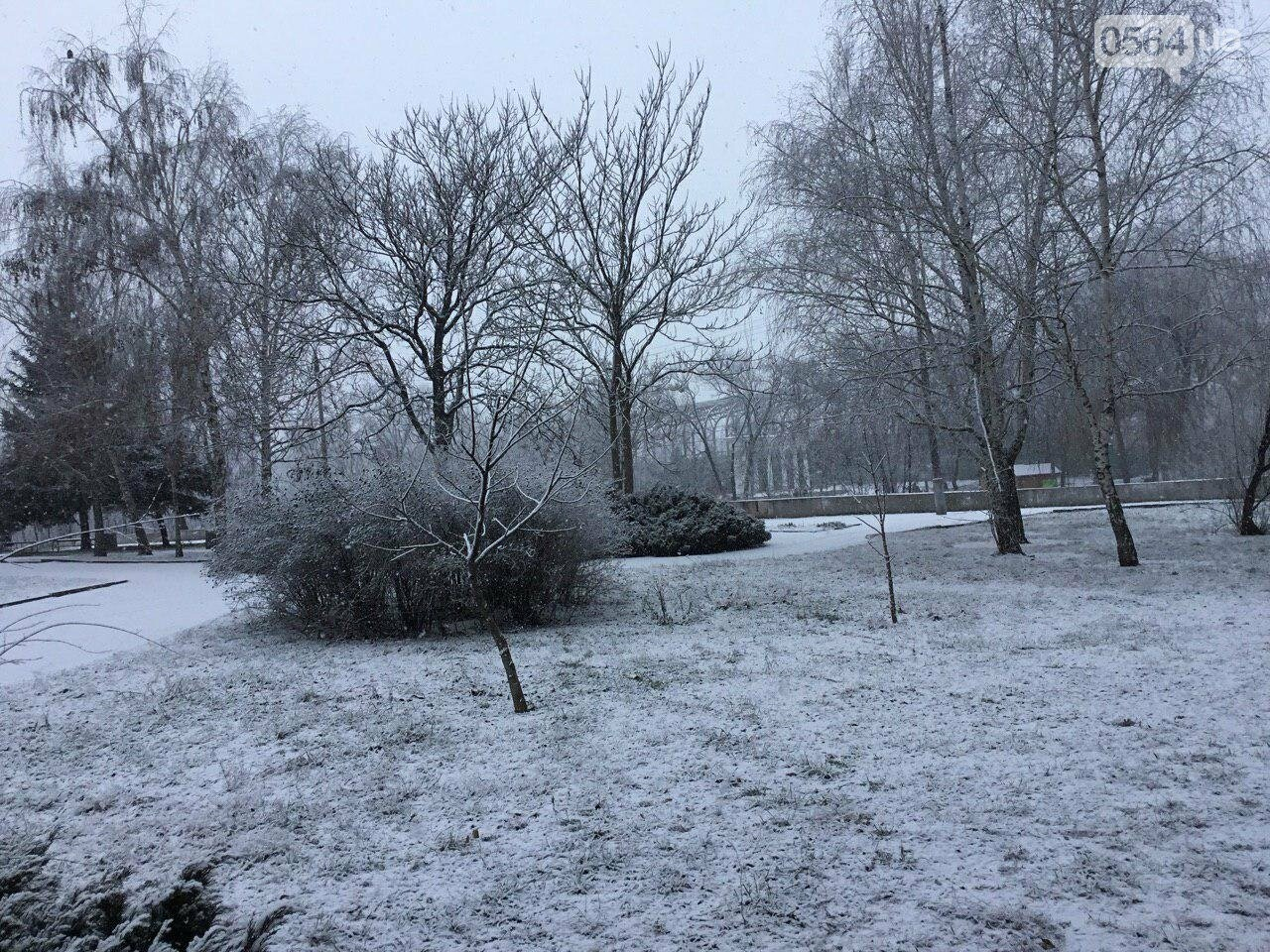Кривой Рог на Крещение дождался снега, но местами, - ФОТО, фото-3