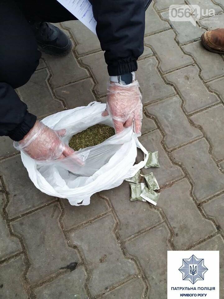 Задержан криворожанин, распространявший в парке наркотики, - ФОТО , фото-3