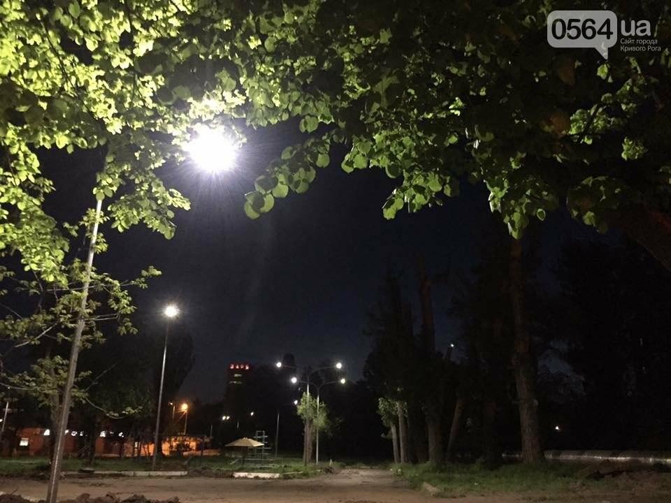 Світле місто: У 2020 році в Кривому Розі планується реалізувати 12 проєктів з реконструкції зовнішнього освітлення, фото-2
