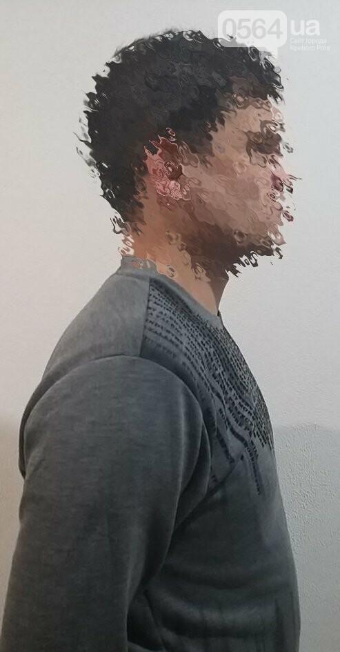 Криворожские правоохранители задержали мужчину, осквернившего памятник жертвам Холокоста, - ФОТО , фото-3