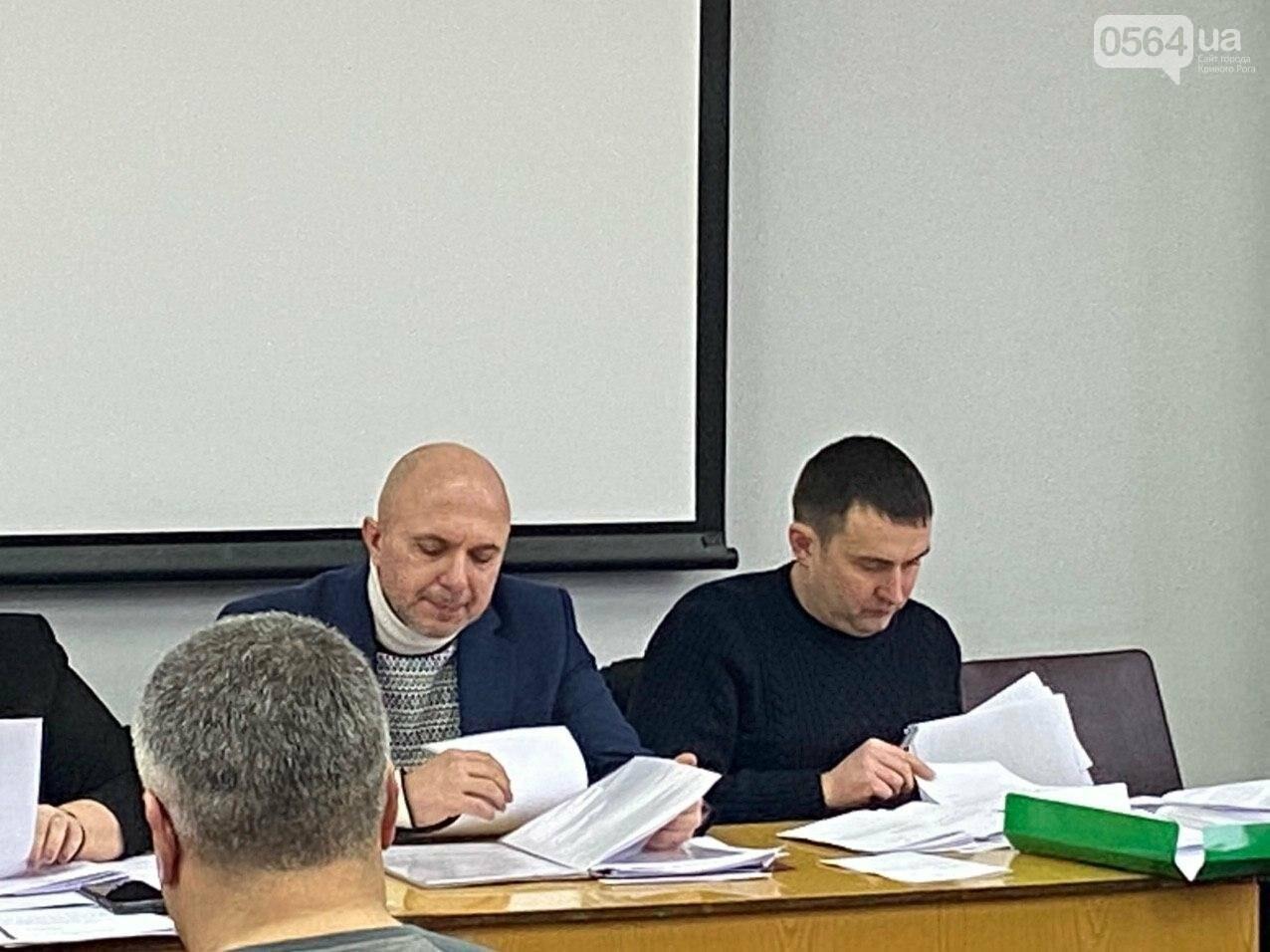 Криворожские депутаты собрались на заседания постоянных комиссий, - ФОТО, ВИДЕО, фото-10