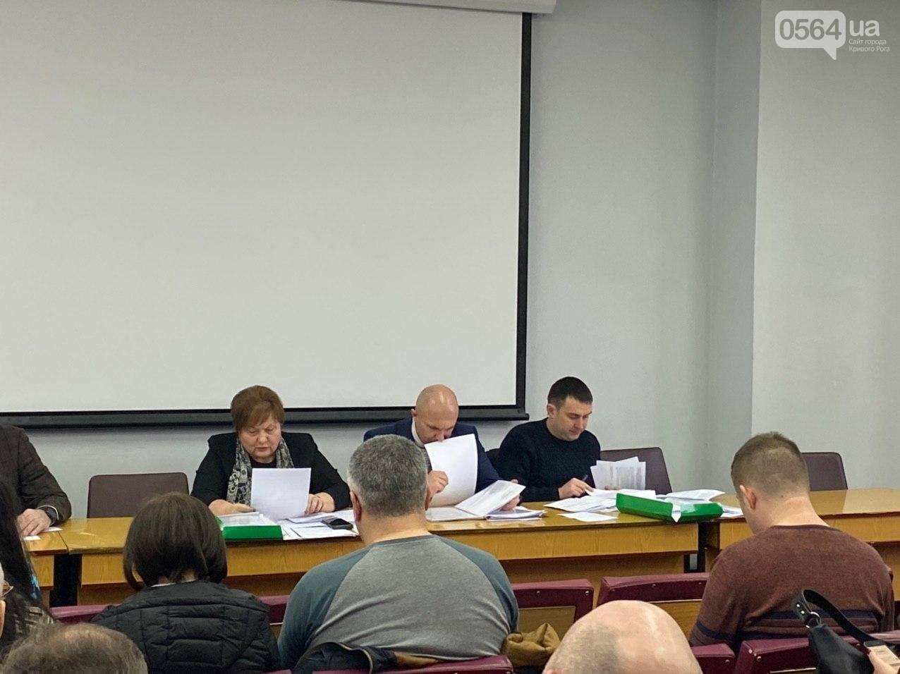 Криворожские депутаты собрались на заседания постоянных комиссий, - ФОТО, ВИДЕО, фото-11
