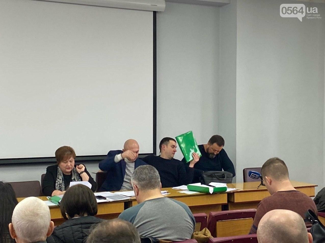 Криворожские депутаты собрались на заседания постоянных комиссий, - ФОТО, ВИДЕО, фото-7