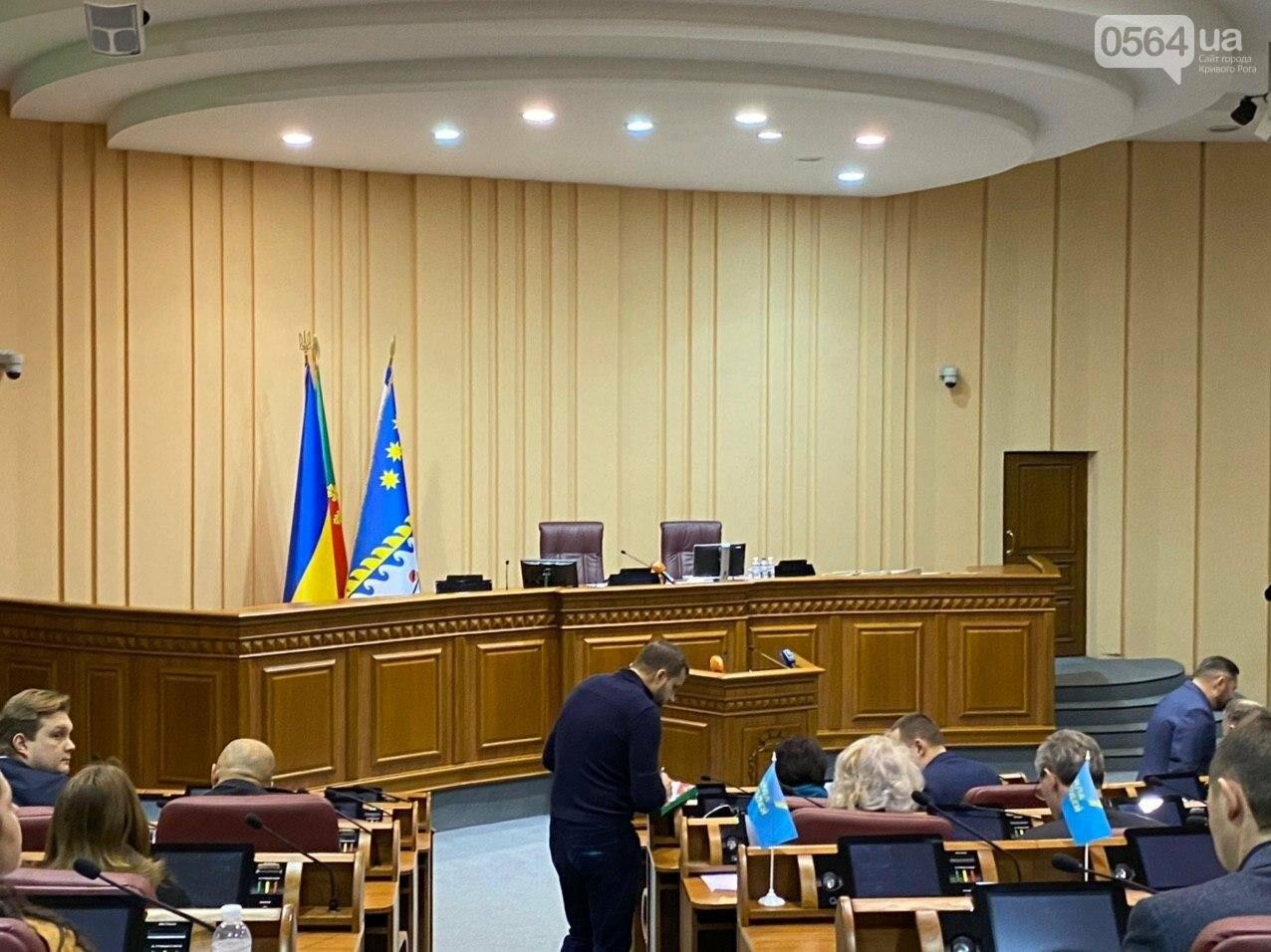 На пленарном заседании сессии 2020 год объявлен годом Криворожского городского совета, - ФОТО, ПРЯМОЙ ЭФИР, фото-3