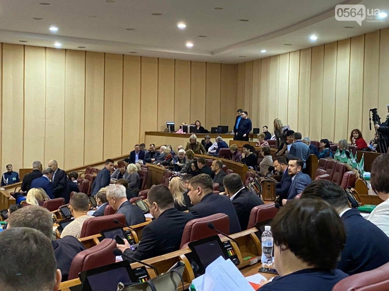На пленарном заседании сессии 2020 год объявлен годом Криворожского городского совета, - ФОТО, ПРЯМОЙ ЭФИР, фото-4