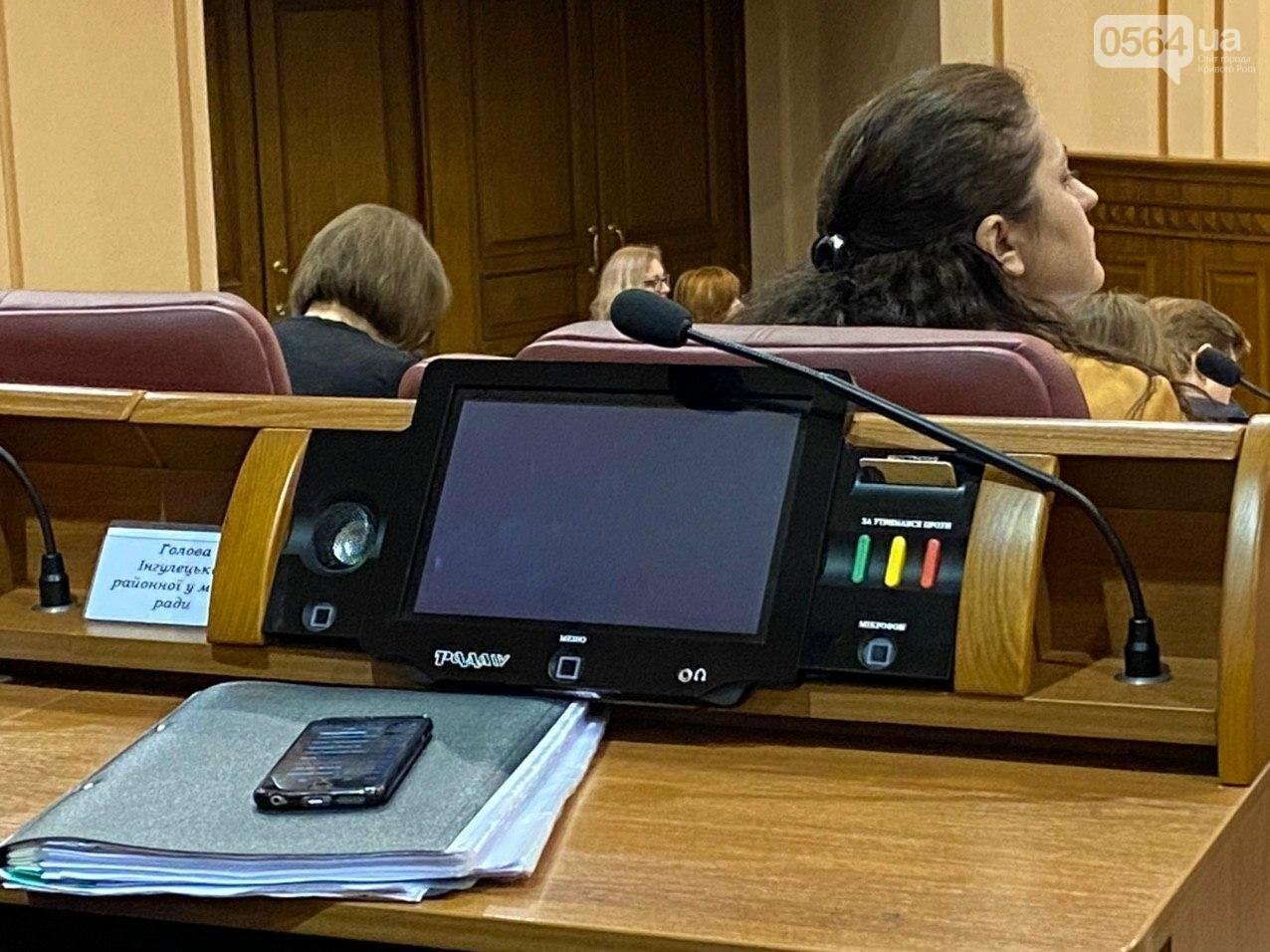 На пленарном заседании сессии 2020 год объявлен годом Криворожского городского совета, - ФОТО, ПРЯМОЙ ЭФИР, фото-6