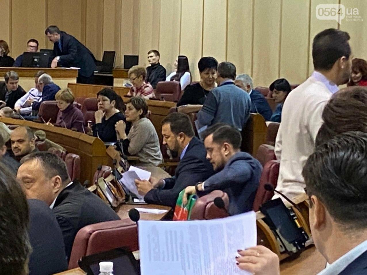 На пленарном заседании сессии 2020 год объявлен годом Криворожского городского совета, - ФОТО, ПРЯМОЙ ЭФИР, фото-8
