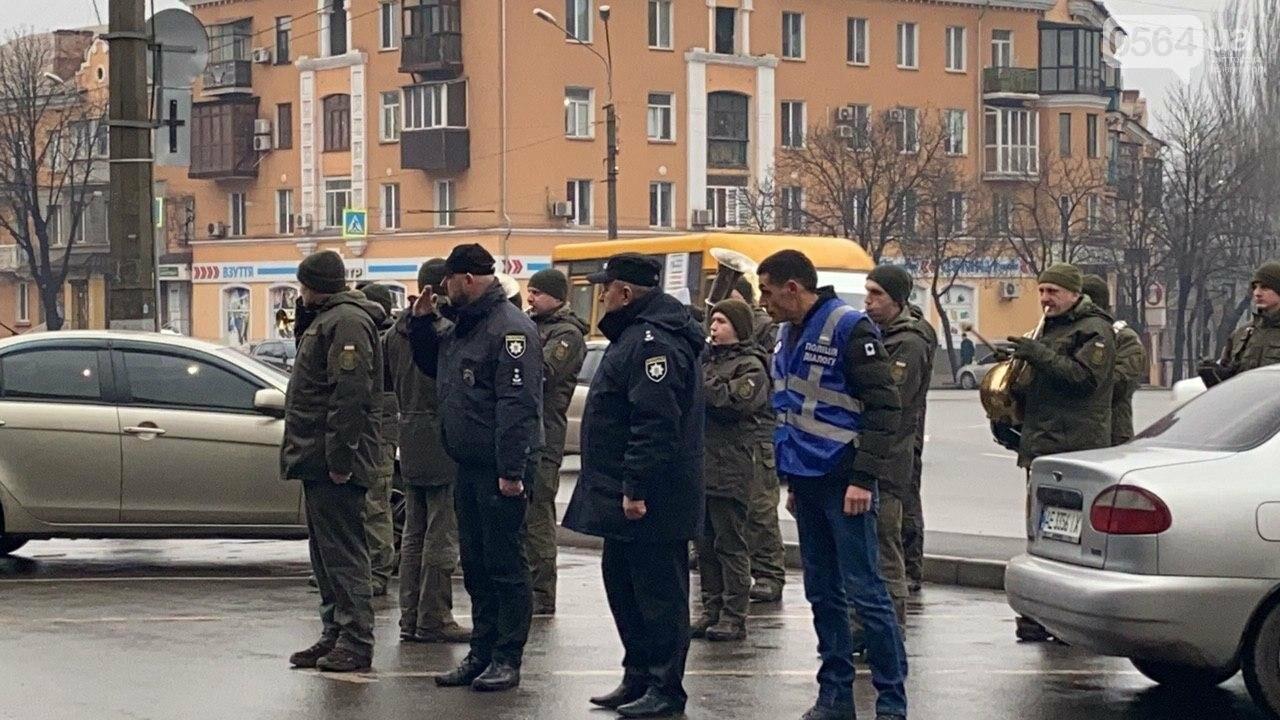 Два центральных района Кривого Рога будут патрулировать военнослужащие и полицейские, - ФОТО, ВИДЕО , фото-14