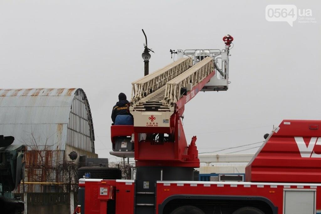 Криворожским спасателям передали спецтехнику из Китая, - ФОТО , фото-10