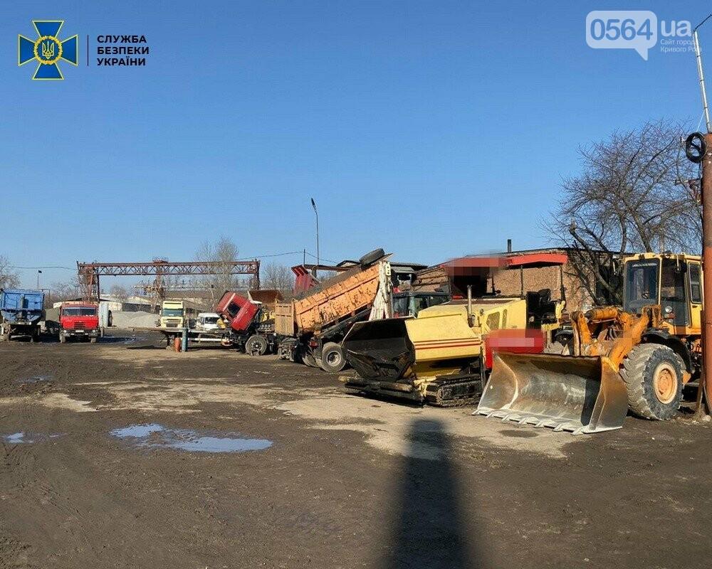 СБУ раскрыла схему присвоения бюджетных средств в Кривом Роге, - ФОТО , фото-3