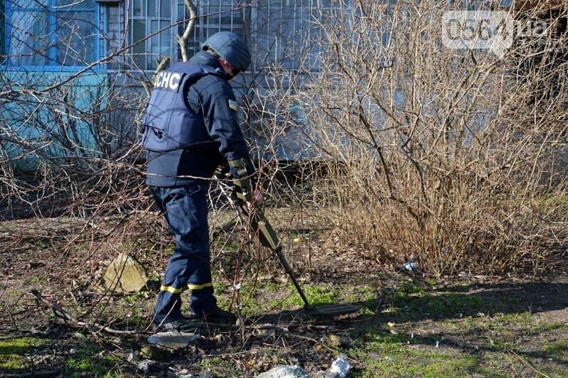 Пиротехники обследовали место, где в результате взрыва 8-летнему ребенку оторвало руку, - ФОТО, ВИДЕО , фото-3