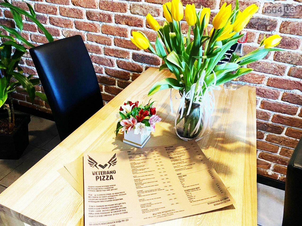"""В первый день весны в Кривом Роге участники боевых действий дарили женщинам цветы и """"гормон счастья"""", - ФОТО, ВИДЕО , фото-70"""