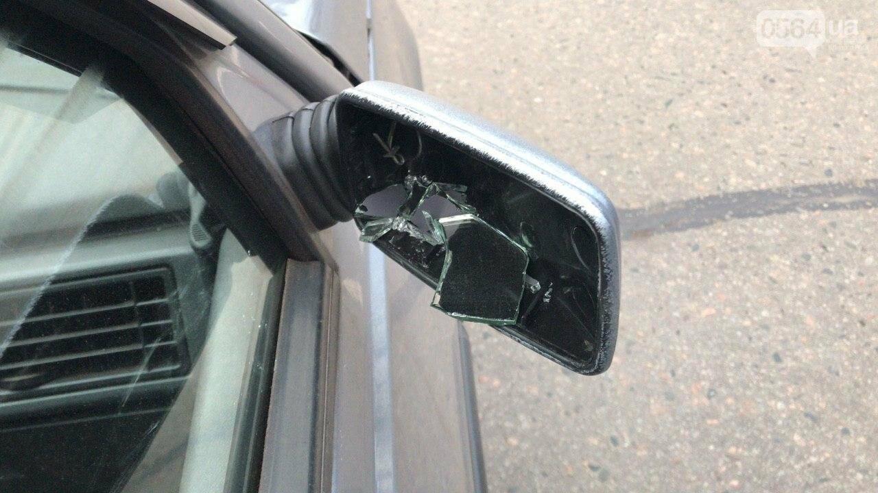 В Кривом Роге легковой автомобиль сбил подростка, который выскочил на дорогу, - ФОТО , фото-2