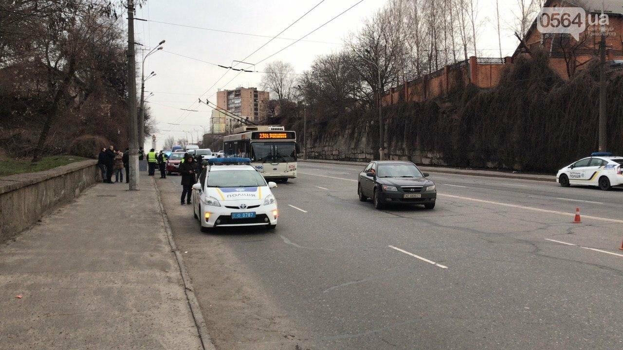 В Кривом Роге легковой автомобиль сбил подростка, который выскочил на дорогу, - ФОТО , фото-8