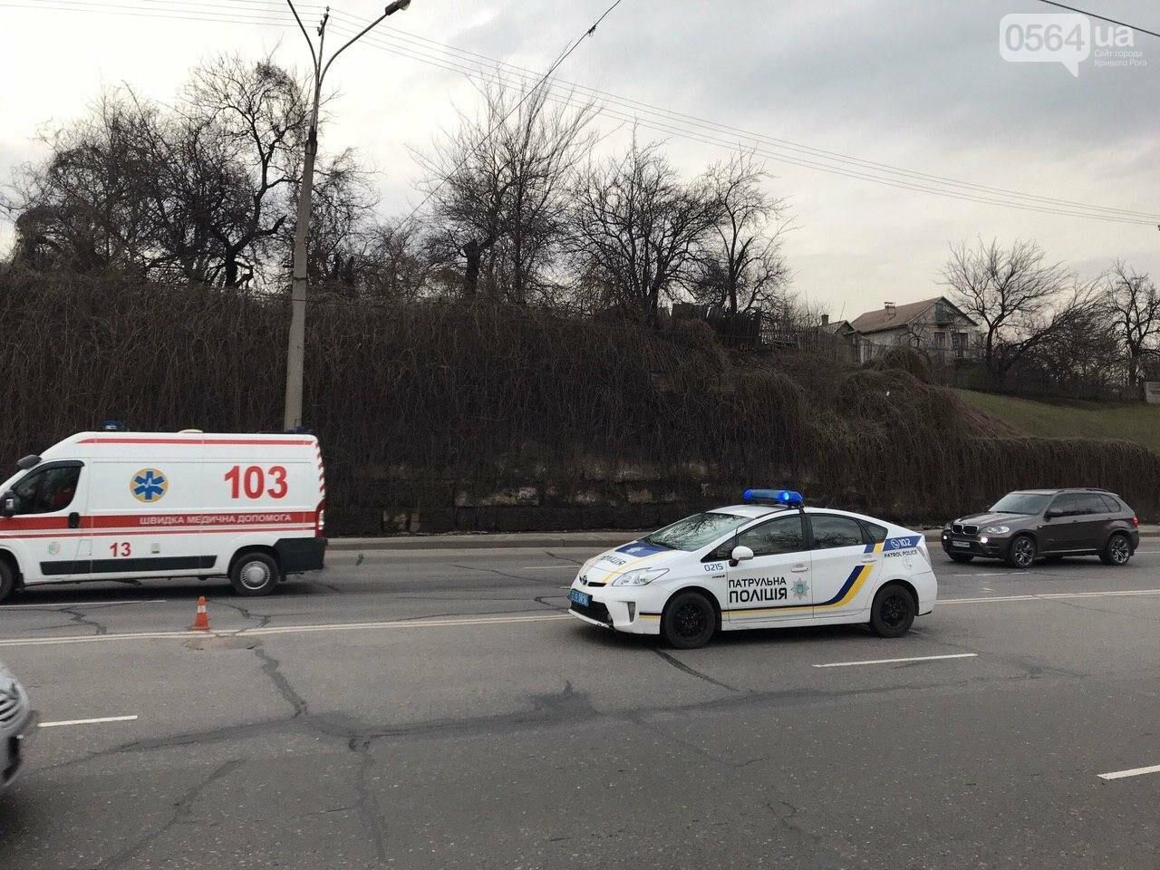 В Кривом Роге легковой автомобиль сбил подростка, который выскочил на дорогу, - ФОТО , фото-11