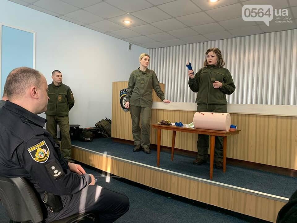 В Кривом Роге работников полиции учили оказывать первую домедицинскую помощь, - ФОТО , фото-2