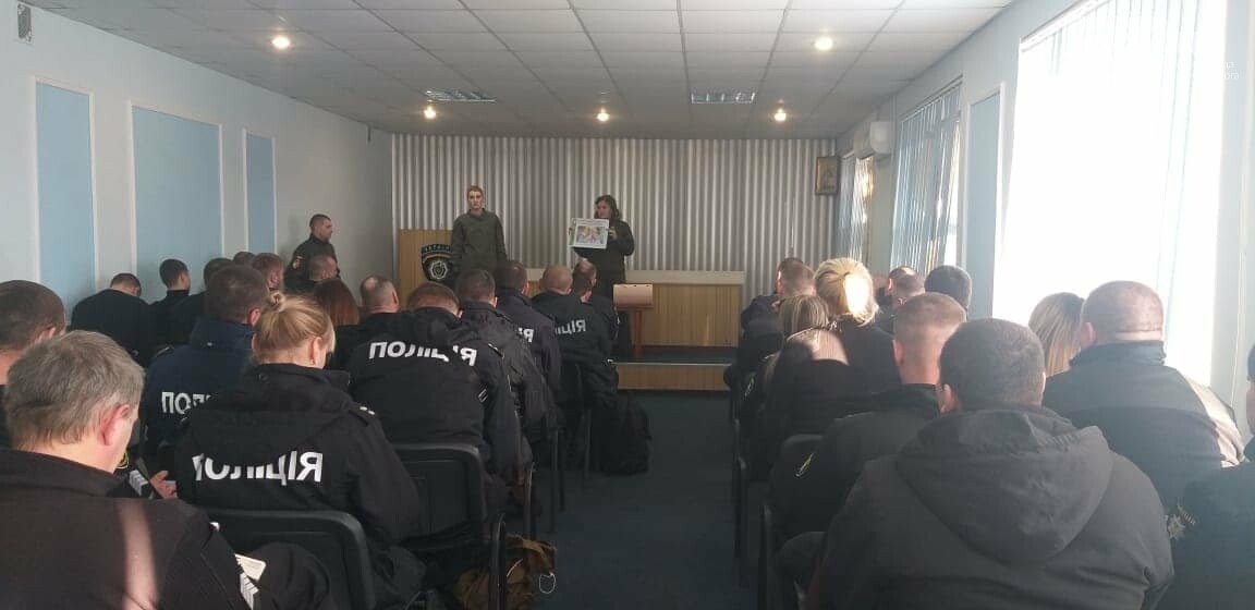 В Кривом Роге работников полиции учили оказывать первую домедицинскую помощь, - ФОТО , фото-4