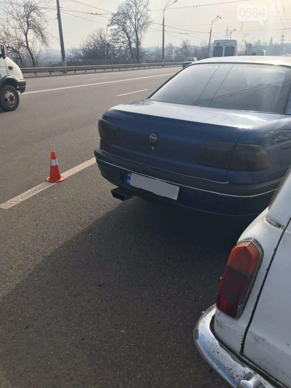 В Кривом Роге столкнулись два автомобиля, - ФОТО, фото-3