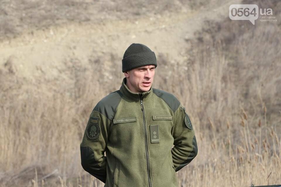 В Криворожской бригаде Нацгвардии начались соревнования зенитчиков, - ФОТО, фото-5