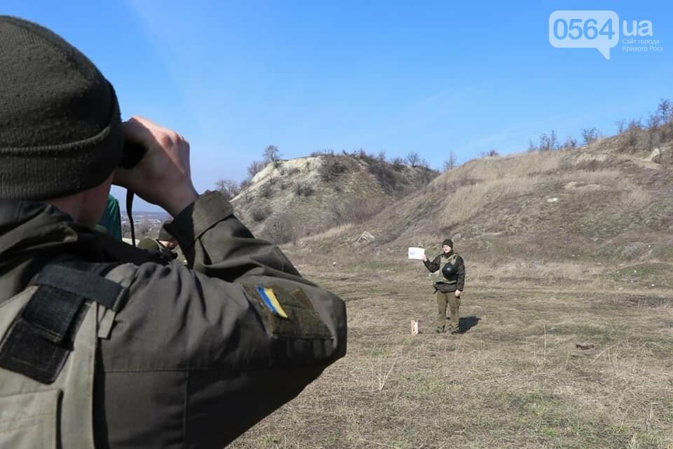 В Криворожской бригаде Нацгвардии начались соревнования зенитчиков, - ФОТО, фото-11