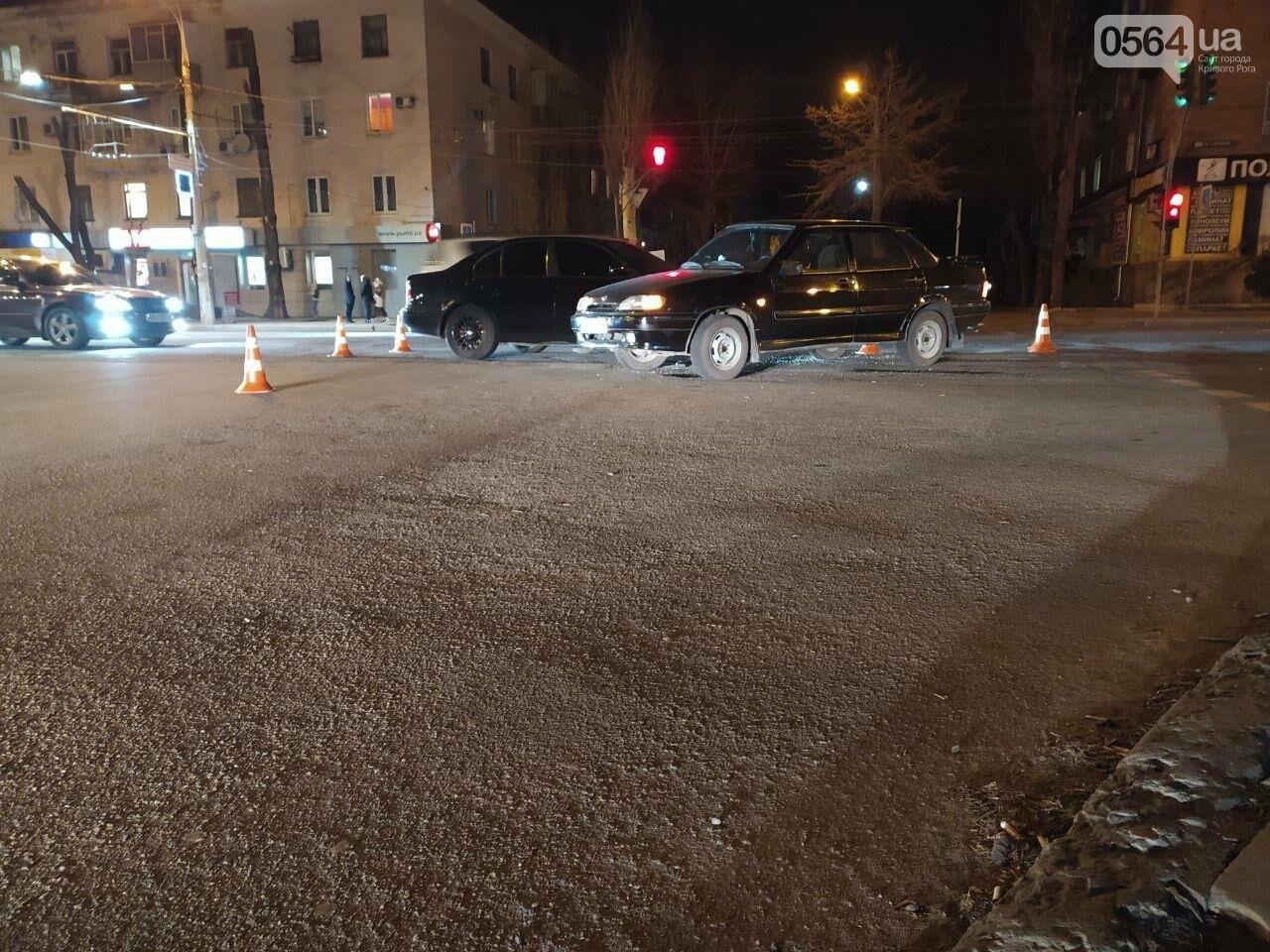 """ДТП в Кривом Роге: на пути BMW оказались """"Жигули"""", - ФОТО, фото-2"""