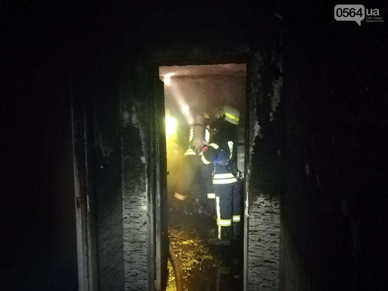 В Кривом Роге загорелась квартира на 6 этаже. Найдено тело мужчины, - ФОТО 18+, ВИДЕО, ОБНОВЛЕНО, фото-6