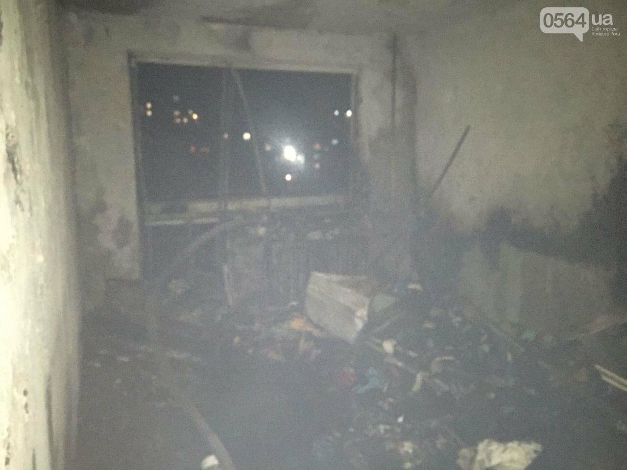 В Кривом Роге загорелась квартира на 6 этаже. Найдено тело мужчины, - ФОТО 18+, ВИДЕО, ОБНОВЛЕНО, фото-2