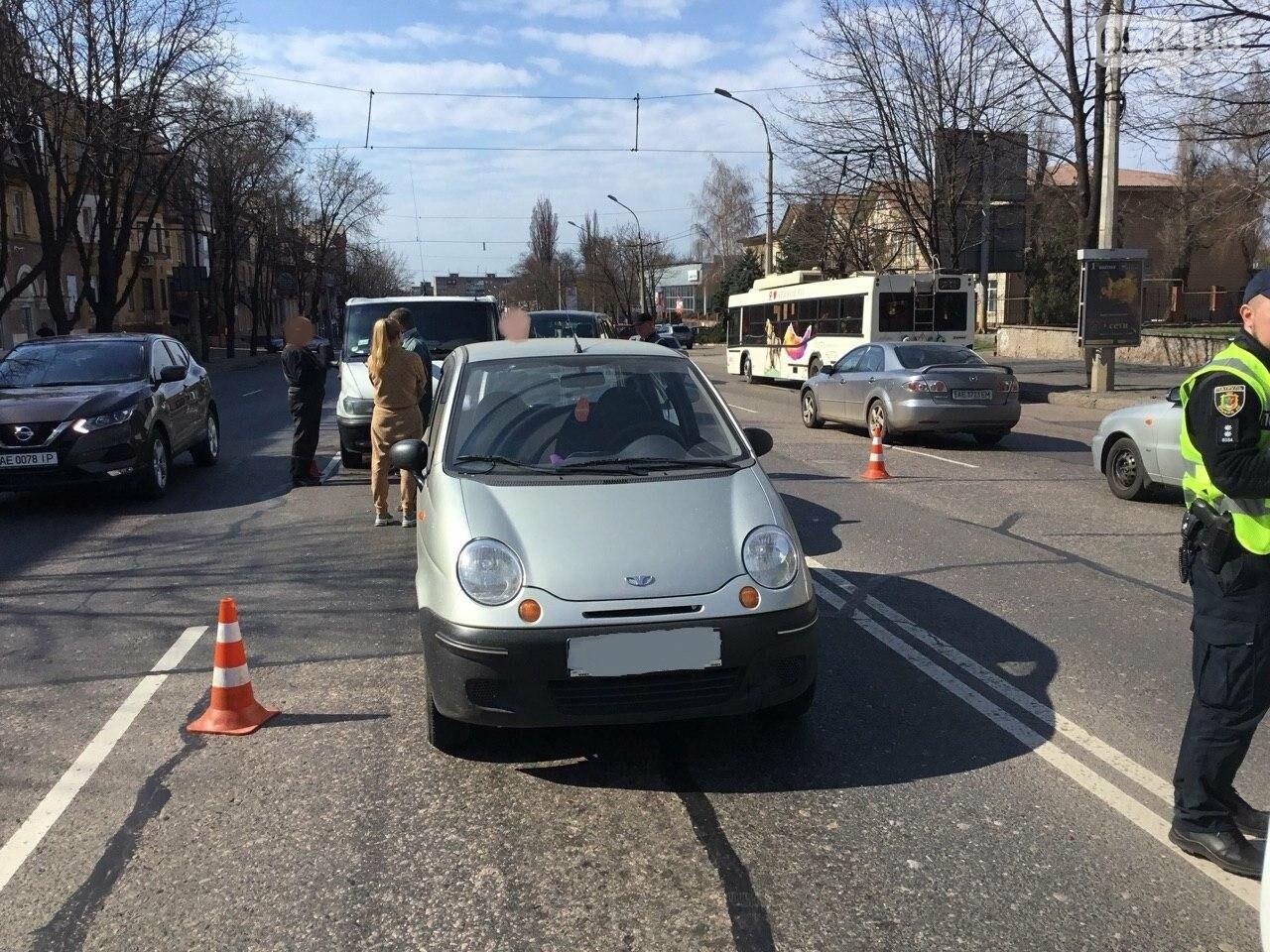 На центральном проспекте Кривого Рога столкнулись 4 автомобиля, - ФОТО, фото-15