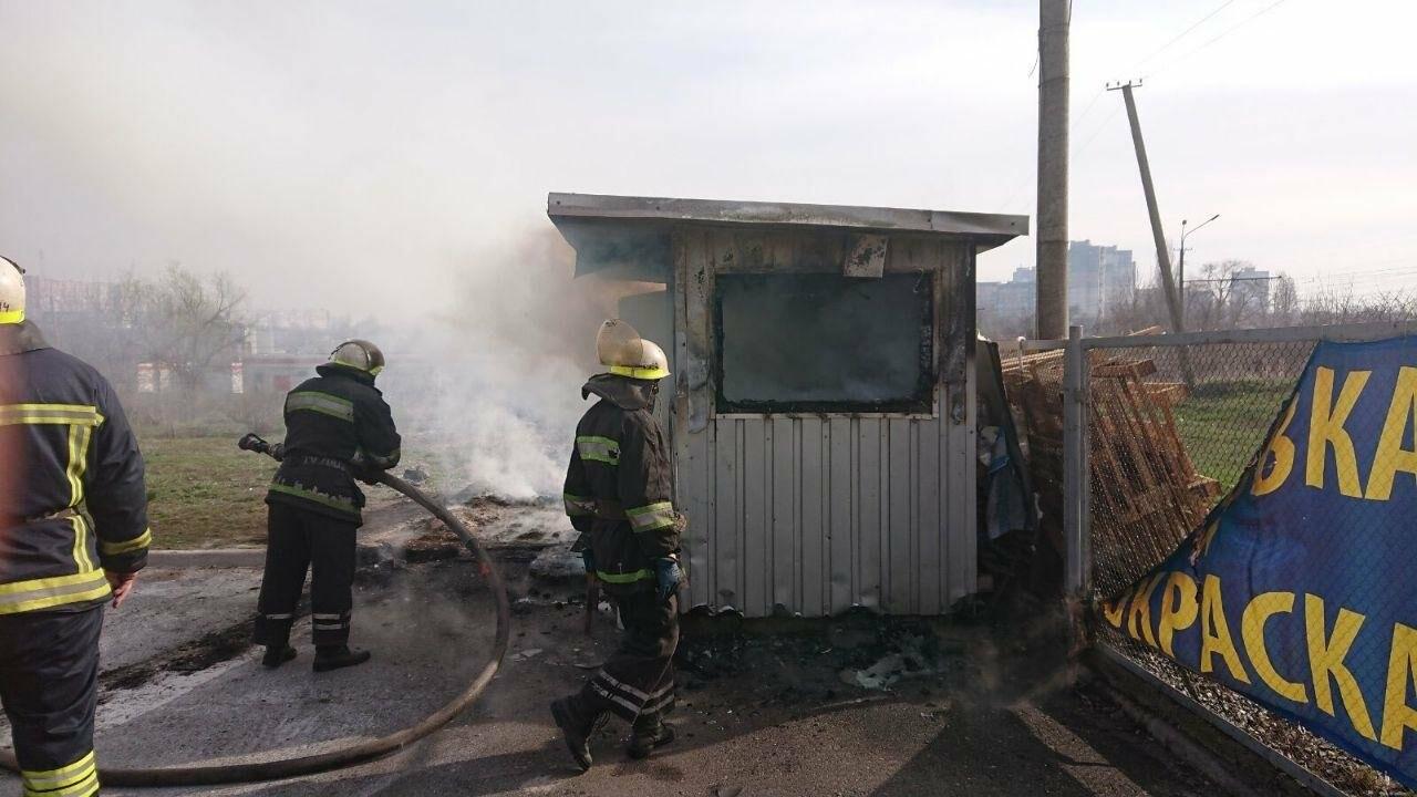 Криворожанин получил ожог руки, пытаясь спасти от огня собственный автомобиль, - ФОТО , фото-5