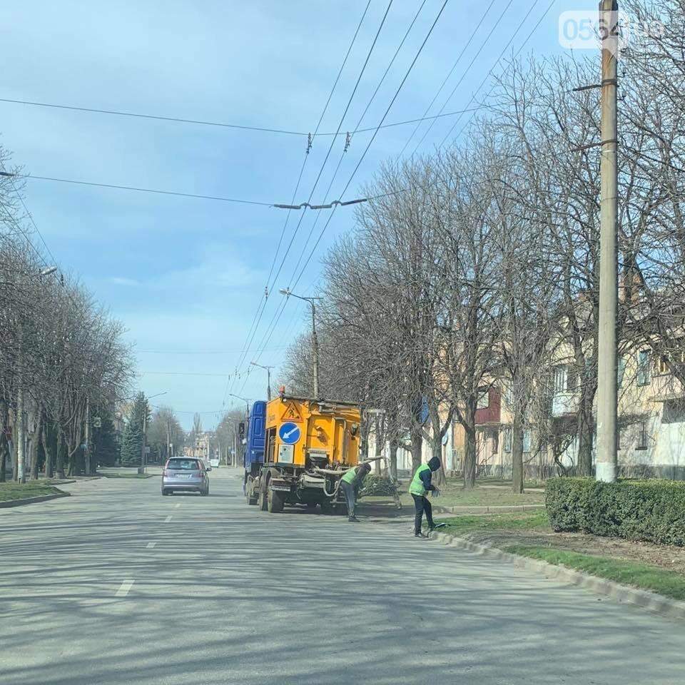В Кривом Роге продолжается ремонт внутриквартальных дорог, - ФОТО , фото-9