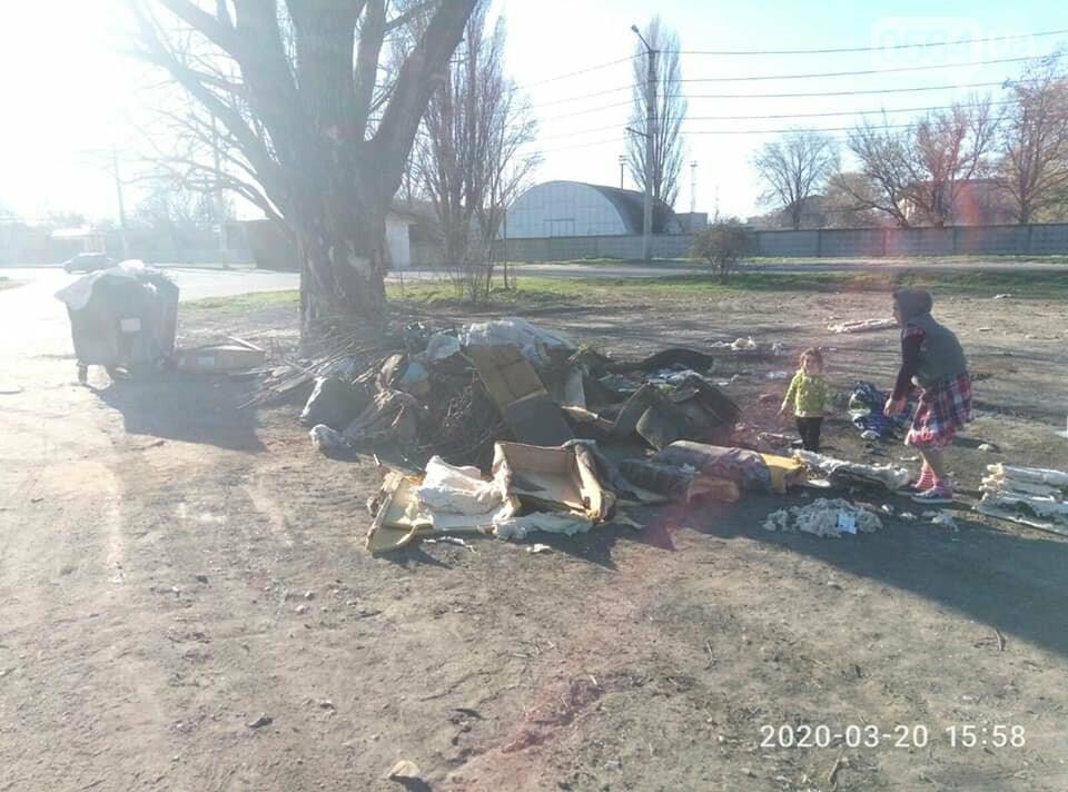 """""""Люди привыкли жить в грязи"""": за несколько часов криворожане заполнили мусорную свалку, - ФОТО , фото-5"""