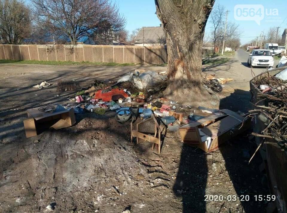 """""""Люди привыкли жить в грязи"""": за несколько часов криворожане заполнили мусорную свалку, - ФОТО , фото-4"""