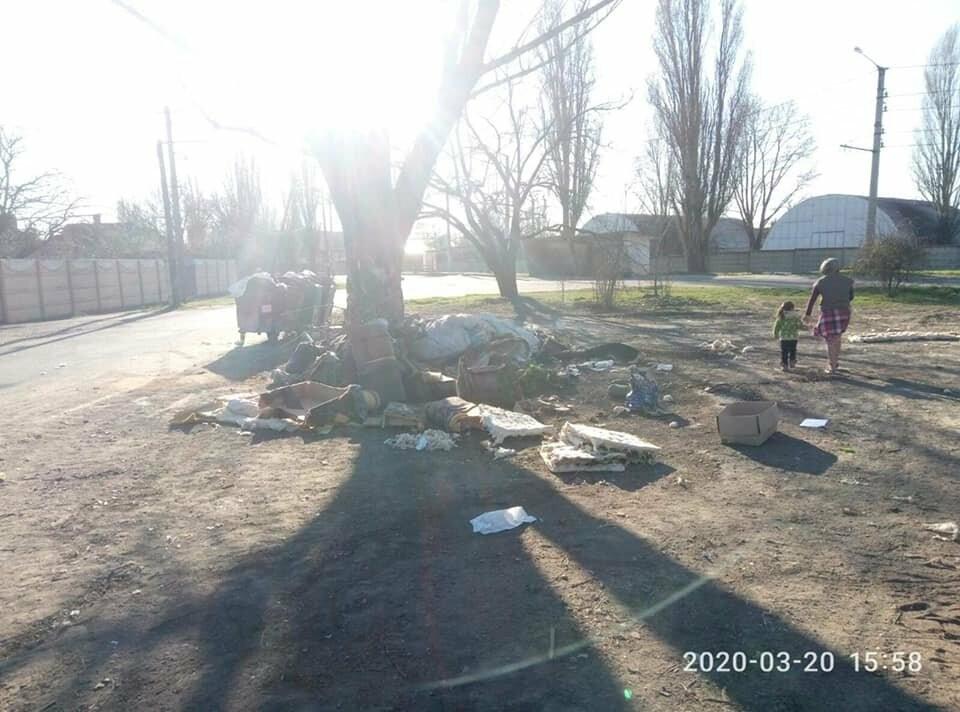 """""""Люди привыкли жить в грязи"""": за несколько часов криворожане заполнили мусорную свалку, - ФОТО , фото-3"""