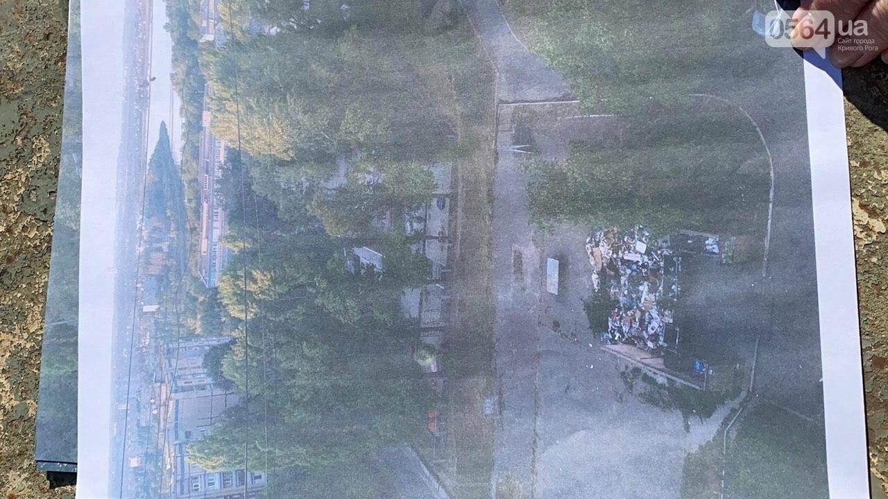 """""""Даже не смешно"""": криворожанам на просьбу реконструировать контейнерную площадку отчитались об уборке, - ФОТО, ВИДЕО , фото-14"""